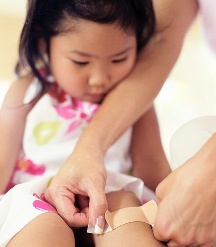 10 First-Aid Must-Haves for Cuts and Scrapes