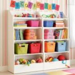 Storage Ideas For Your Toddler Room