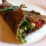 Raw Onion Wraps Recipe - tasty