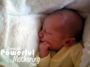 A Birth Story – My Second Born – An Almost VBAC (Virginal Birth After Cesarean)