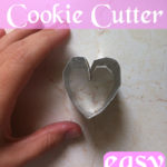 Quick DIY Cookie Cutter