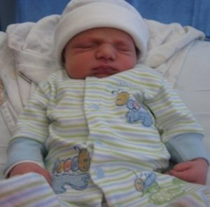 Birth Story – Ethan (4 Feb 09)