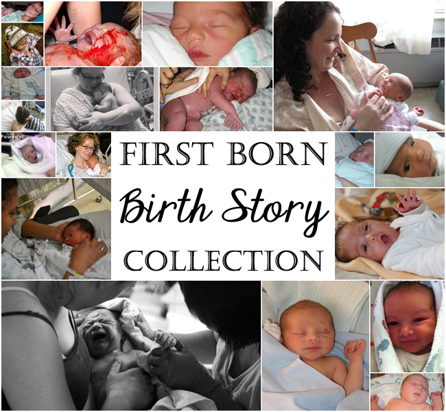 first born birth story collection