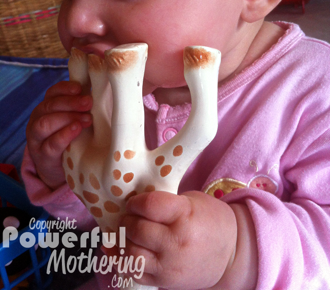 sophie the giraffe review