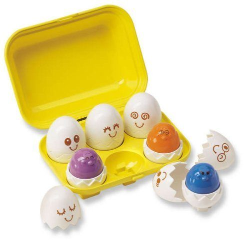 Hide and Squeak Eggs Sorting Fun Toy Review