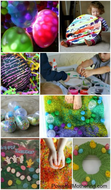 More Than 40 Easter Activities And Crafts For Kids
