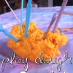 Play Dough Equals Occupied