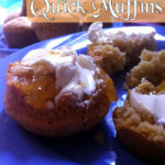 Quick, Tasty And Easy Muffin Recipe