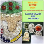 Sand Art – Creative Easter Egg Craft
