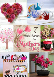 7 Must Haves for Mothers Day