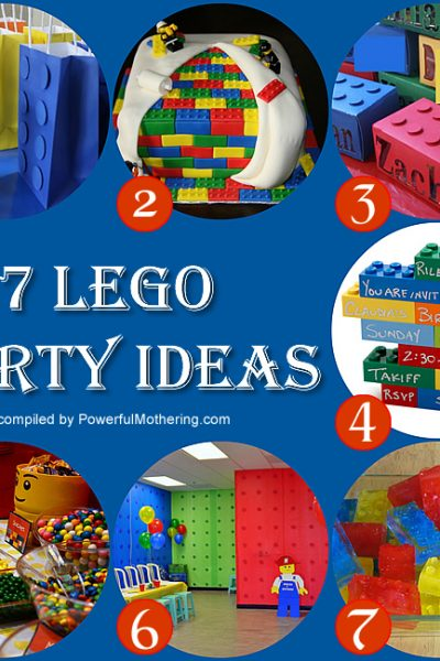 Party Time – 7 Lego Theme Ideas