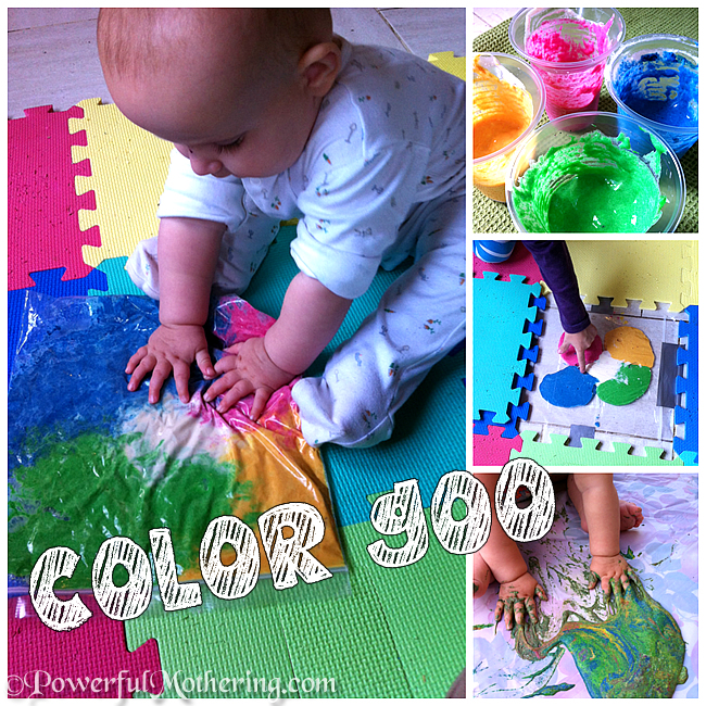 Gooey Paint Exploring