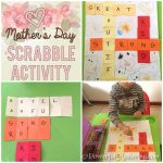Mother's Day Scrabble Activity