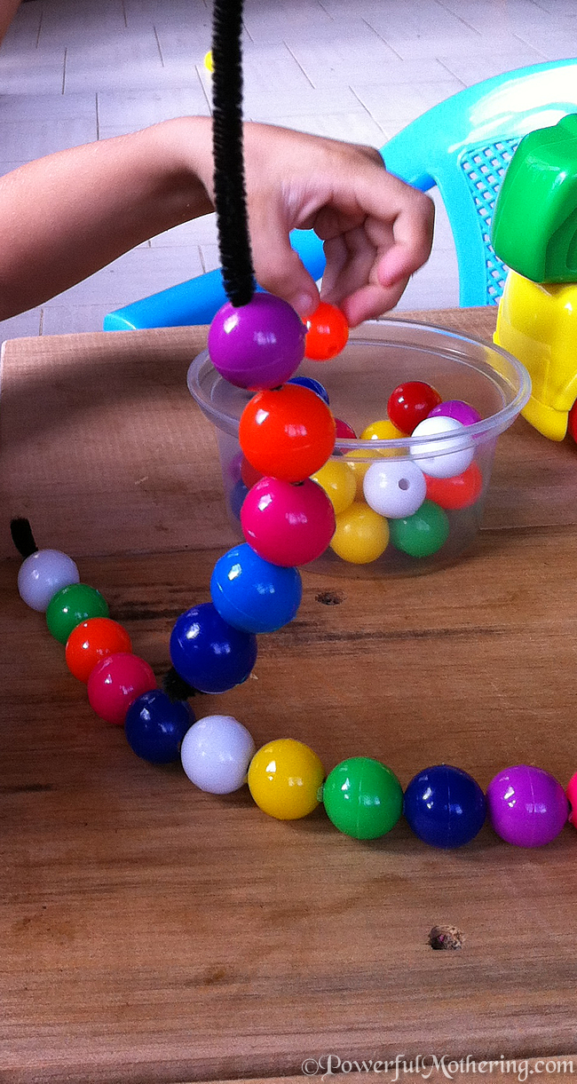 solar system beads pipe cleaner - photo #28
