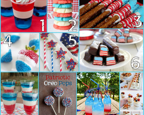 Top 10 Totally Yummy 4th July Inspired Edibles