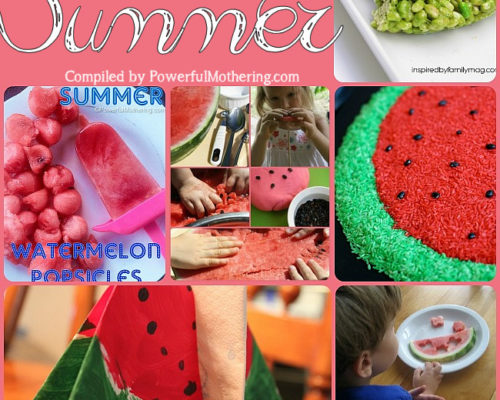 8 Watermelon Ideas for this Summer!