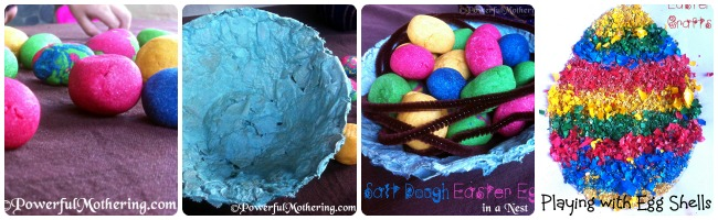 Simple Craft Ideas for Kids easter