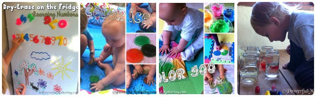 Simple craft ideas for kids paint activities