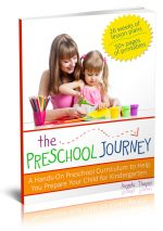 The Preschool Journey a Hands-On Curriculum