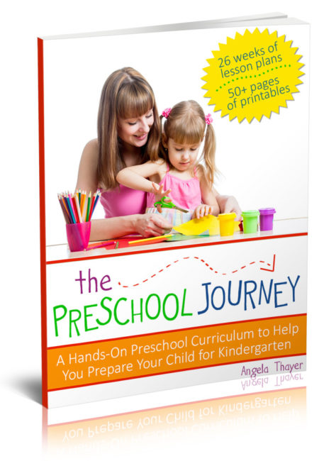♥♥ The Preschool Journey ♥♥ Featured Resource - A Hands-on Preschool curriculum to help you prepare your child for kindergarten. *** 160 page ebook with 26 weeks of lesson plans + 50 pages of printables!**