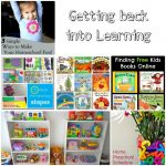 Getting back into Learning {Kids Co-Op #2}