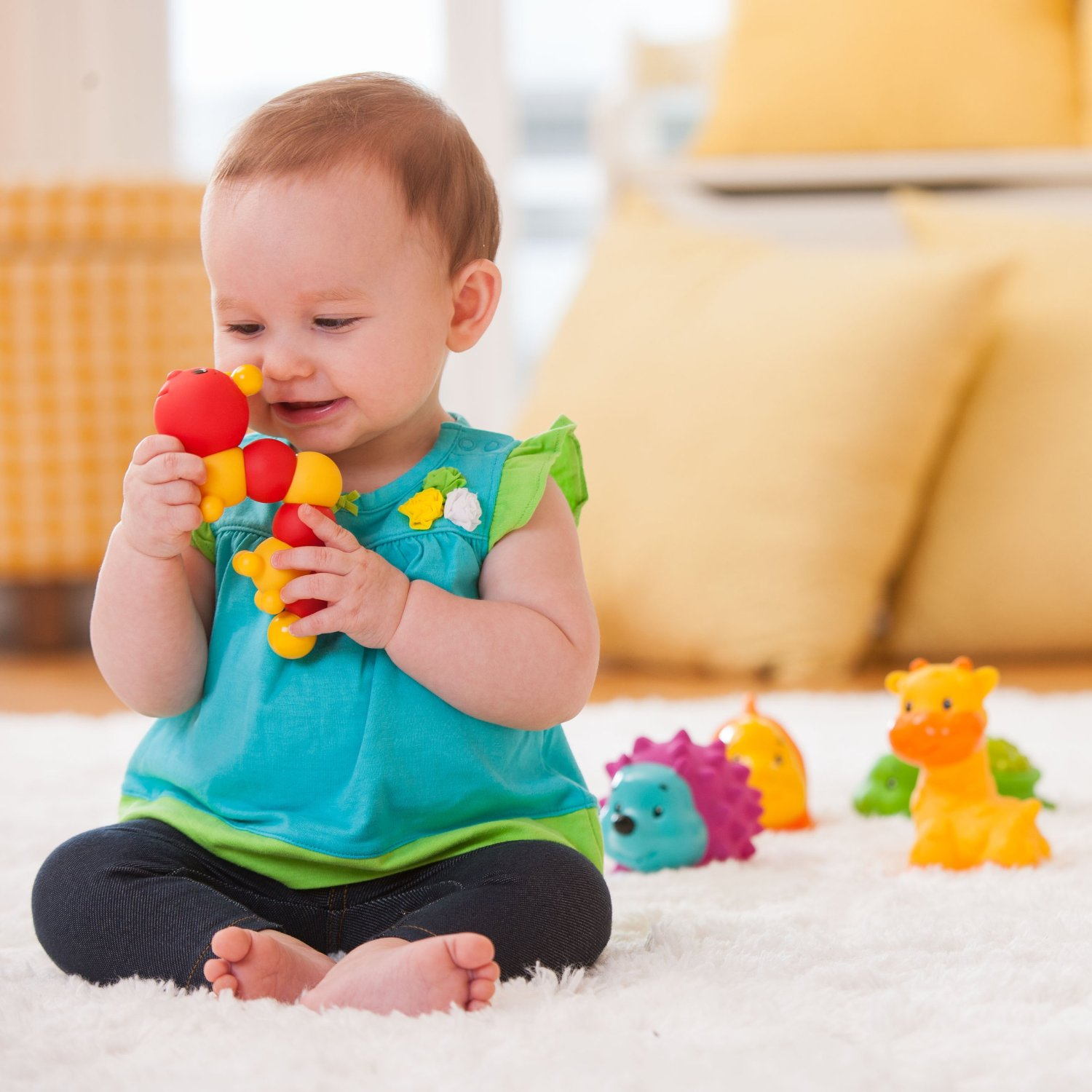 5 Months For Baby Toys : Best baby toys accessories for months from a mom of
