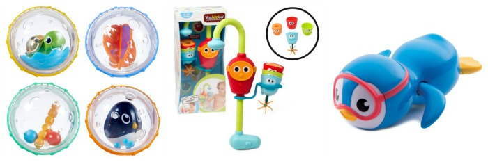 bath toys for baby 0-6 months old