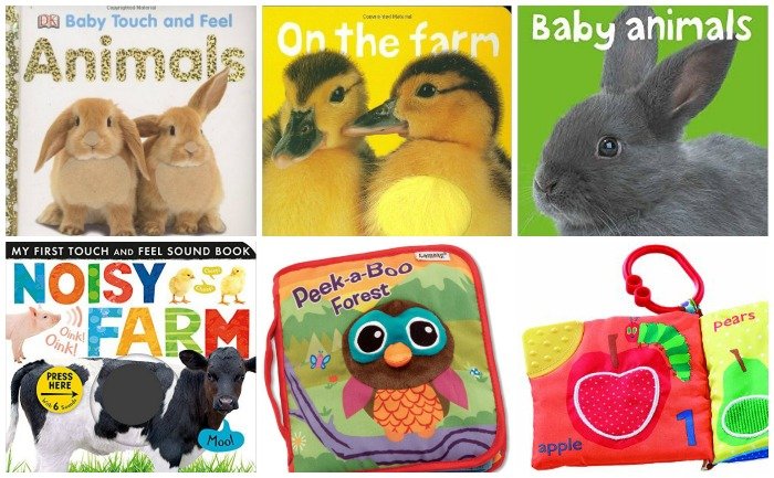 first books for baby