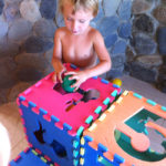 Let us Play – Cars, Balls and Foam Mats