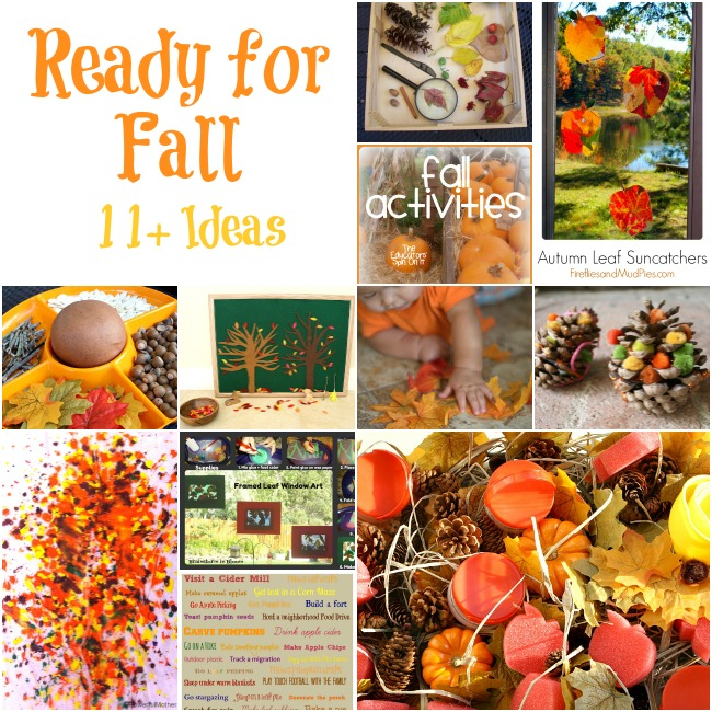 Ready for Fall with the Kids Co Op