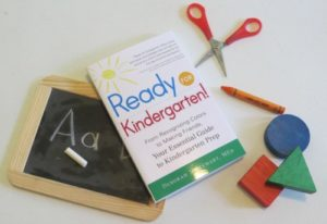 Ready for Kindergarten book