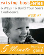 6 Ways To Build Your Son's Confidence