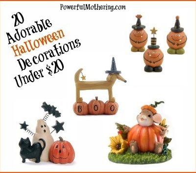 20 Adorable Halloween Decorations Under $20