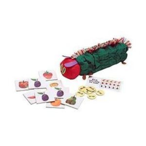 3 Preschool Games Eric Carle's Very Hungry Caterpillar Match and Munch Game