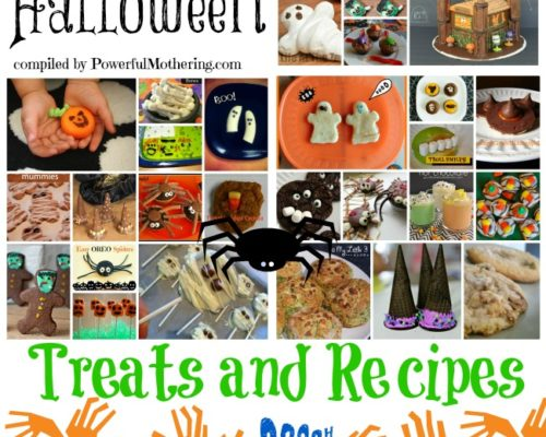 35 Halloween Treats and Recipes for Kids