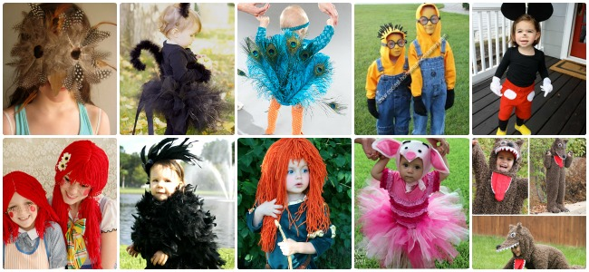 50 Halloween Costume Ideas for toddlers