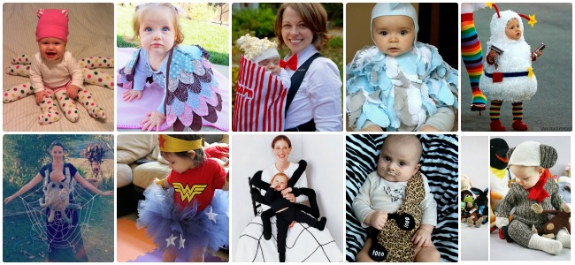 50 Halloween Costume Ideas for baby