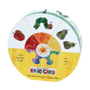 Eric Carle The Very Hungry Caterpillar Deluxe Puzzle Wheel