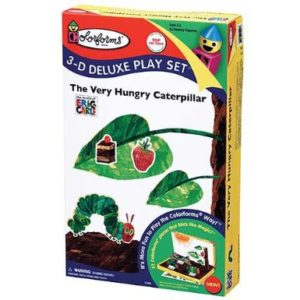 Eric Carle Very Hungry Caterpillar 3-D Deluxe Play Set