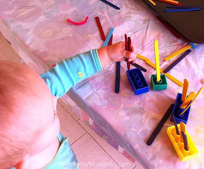 Simple Craft Stick Activities for Kids