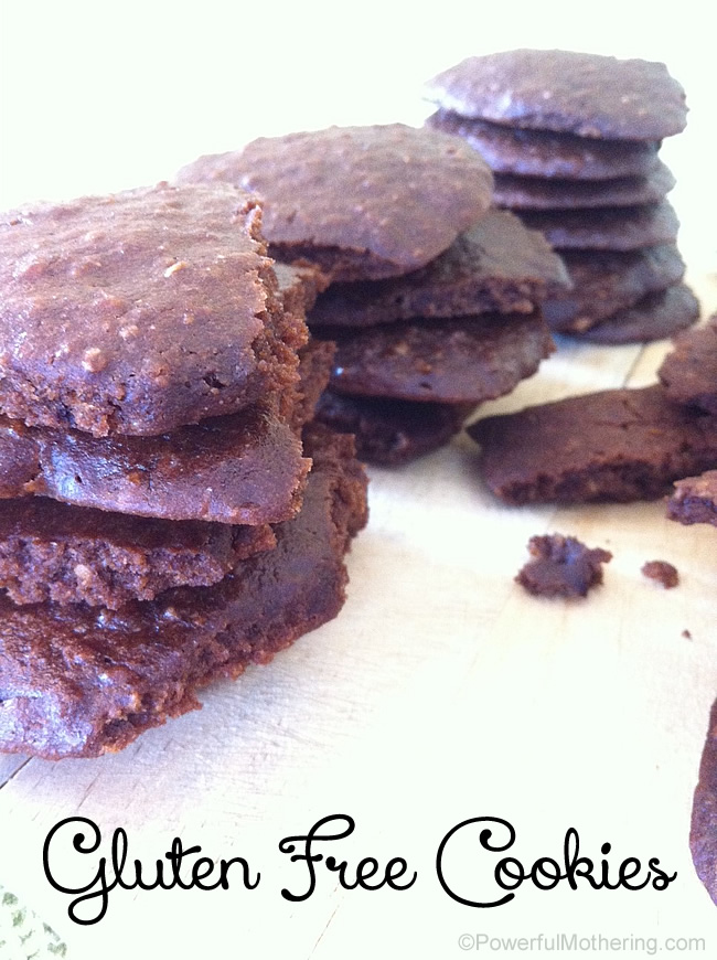 Chocolate Gluten Free Cookie Recipe