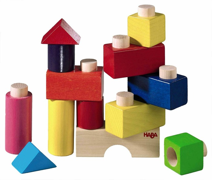 Building Toys For Toddlers And Preschoolers Sticky Blocks