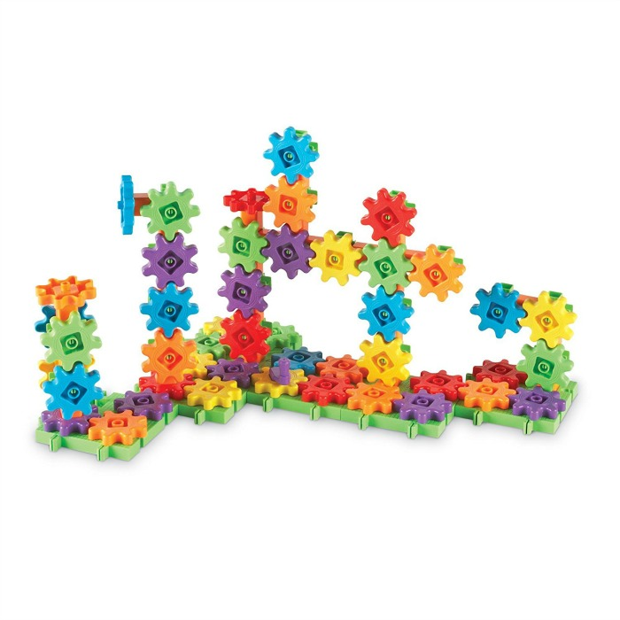 Building Toys For Toddlers Colorful Gears
