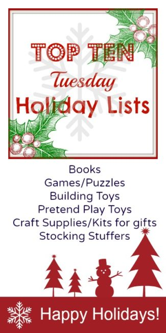 Happy Holidays - top 10 lists