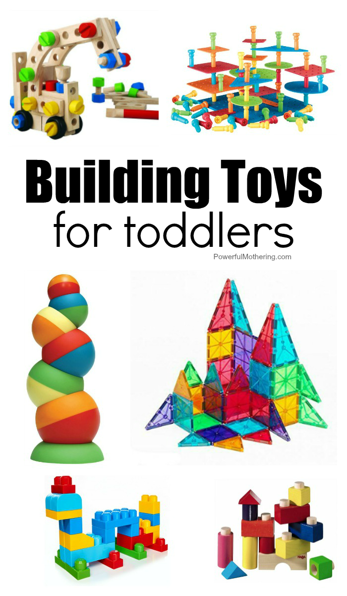 Great Toys For Preschoolers : Our favorite building toys for toddlers and preschoolers