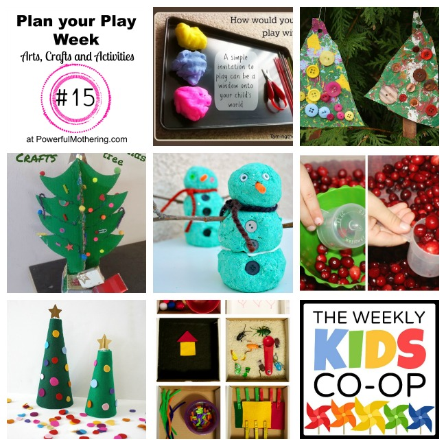 Plan your Play Week with Arts, Crafts and Activities #15