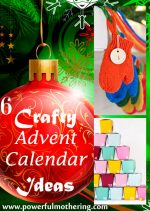 10 Crafty Advent Calendar Ideas – Cozy Christmas Connections