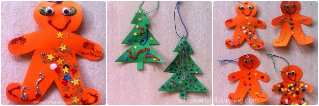 christmas ornaments printable