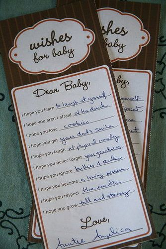 wishes cards for kids