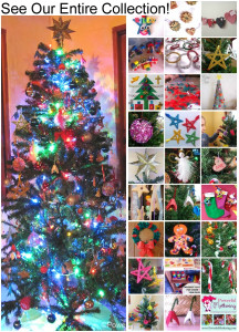 DIY Christmas Tree Ornaments collection